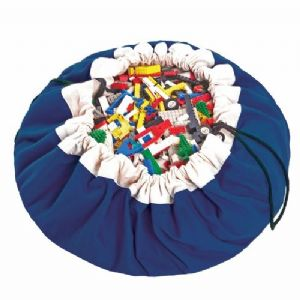 Classic Blue - Play & Go, Toy Storage Bag